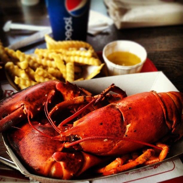 The Lobster Shack at 225 Two Lights Rd Cape Elizabeth, ME