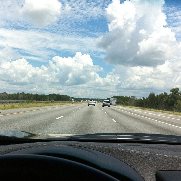 The GA Pig at I 95 (Ro...I 95 Exit 29