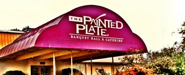 Photo taken at Painted Plate by Greensboro, NC on 10/31/2012