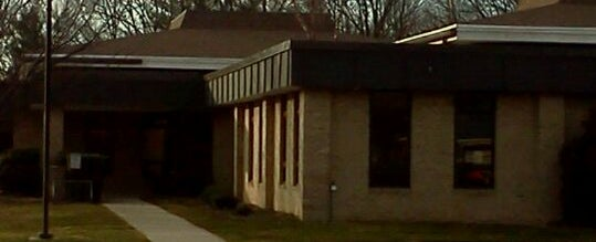 Photo taken at Harford County Public Library - Joppa Branch by Sally C. on 1/12/2013