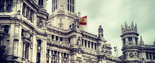 Photo taken at Madrid by Tiago R. on 5/9/2013