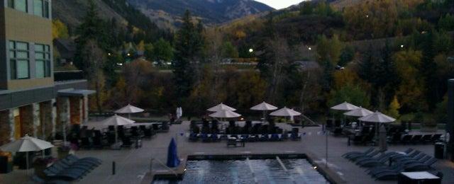 Photo taken at The Westin Riverfront Mountain Villas Beaver Creek Mountain by JimmyJam O. on 9/29/2012