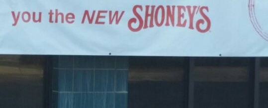 Photo taken at Shoney's by Jean P. on 1/18/2015