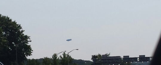 Photo taken at DirecTV Blimp by Meredith A. on 8/21/2013