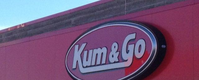 Photo taken at Kum & Go by Desa C. on 6/10/2013