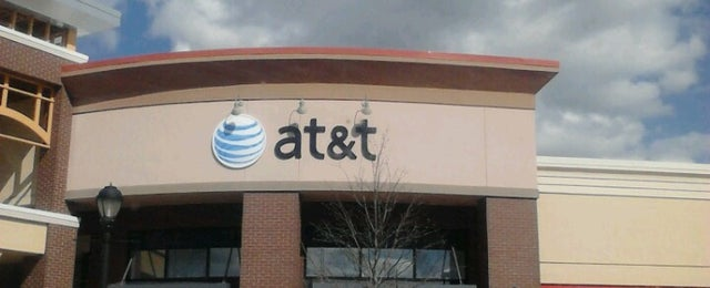 Photo taken at AT&T by Go Girl Taxicab on 2/27/2013