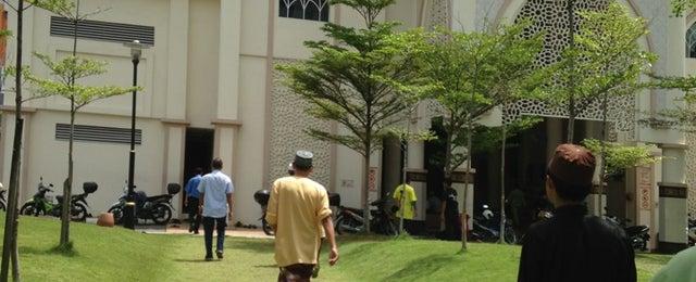 Photo taken at Masjid Al Najihin (مسجد الناجيهين) by Dollah on 5/31/2013