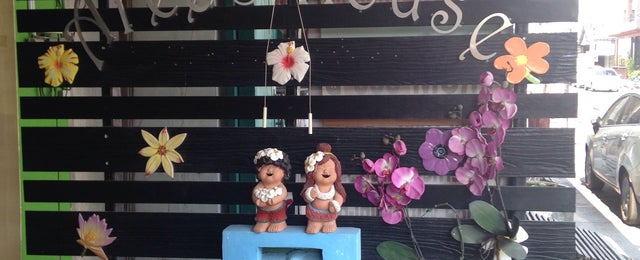 Photo taken at Aree's House Huahin by Mong W. on 3/14/2015