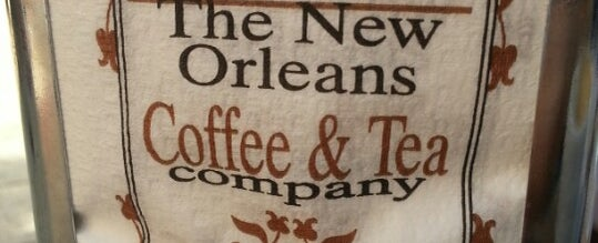 Photo taken at The New Orleans Coffee & Tea Company by Carles A. on 9/22/2012