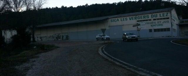 Photo taken at SICA Les VERGERS du LEZ by Longboard34 D. on 1/5/2013