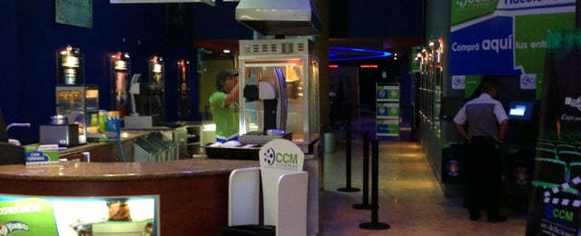 Photo taken at CCM Cinemas by Jose E. on 4/18/2013
