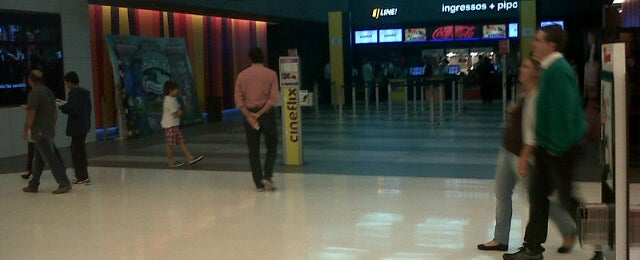 Photo taken at Cineflix Cinemas by Leticia C. on 6/7/2013