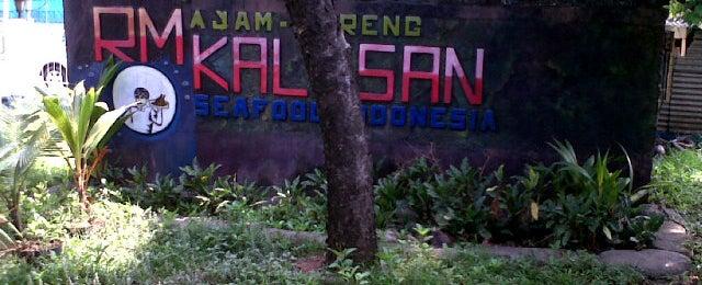 Photo taken at Rumah Makan Kalasan by Yunie S. on 12/11/2014