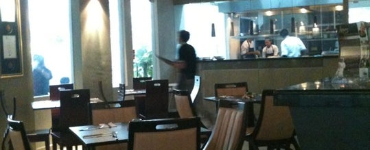 Photo taken at Laman Grill by Zaimi I. on 2/5/2011