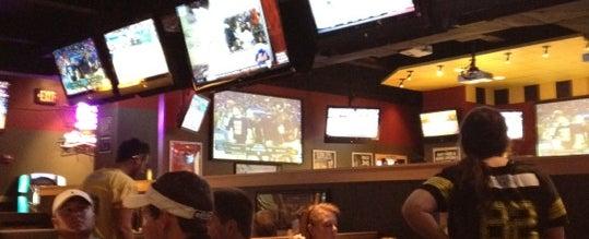 Photo taken at Buffalo Wild Wings by Jawan S. on 3/24/2012