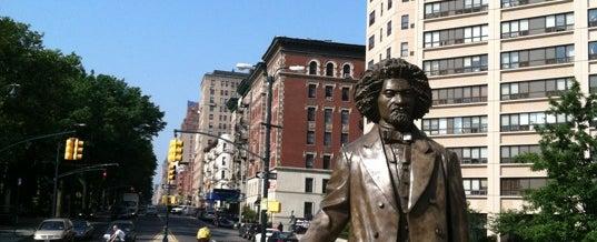 Photo taken at Frederick Douglass Circle by John P. on 5/29/2012