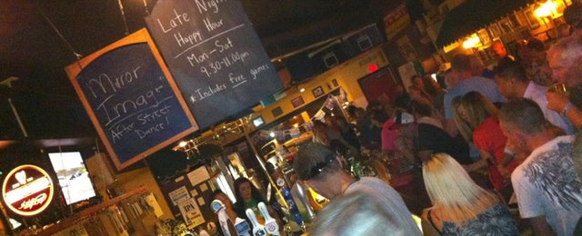 Photo taken at Suds O'Hanahans by chad s. on 8/4/2012