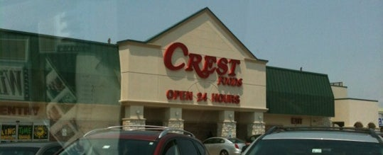 Photo taken at Crest Foods by Francisco L. on 6/10/2012