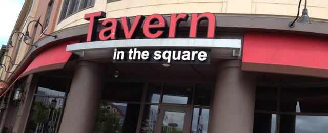 Photo taken at Tavern in the Square by Wallis M. on 5/23/2012