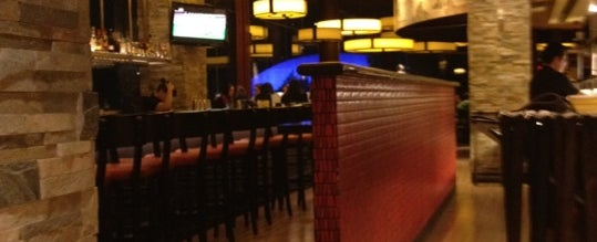 Photo taken at P.F. Chang's Asian Restaurant by Omar on 3/11/2012