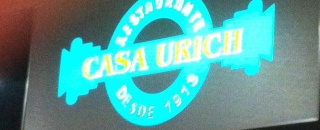 Photo taken at Casa Urich by Nodgi B. on 3/30/2012