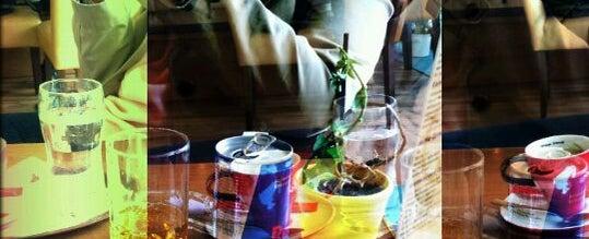 Photo taken at Gittis Cafè by Walter B. on 4/23/2012