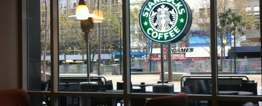 Photo taken at Starbucks by Laura P. on 6/13/2012