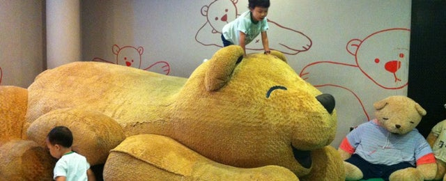 Photo taken at 테지움 TESEUM / Teddy Bear Safari by Kyungbae Y. on 6/30/2012