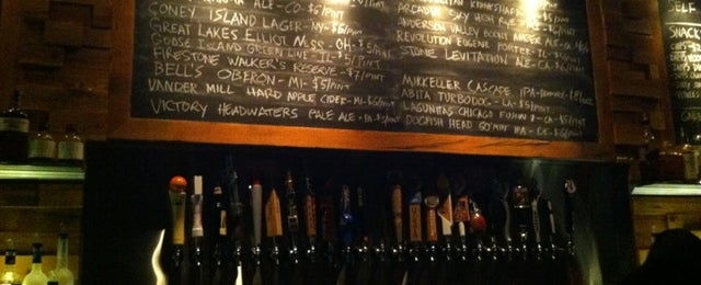 Photo taken at Emporium Arcade Bar by An 🍳 on 8/12/2012