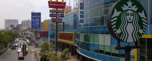 Photo taken at The Plaza Balikpapan by Mas M. on 9/12/2012