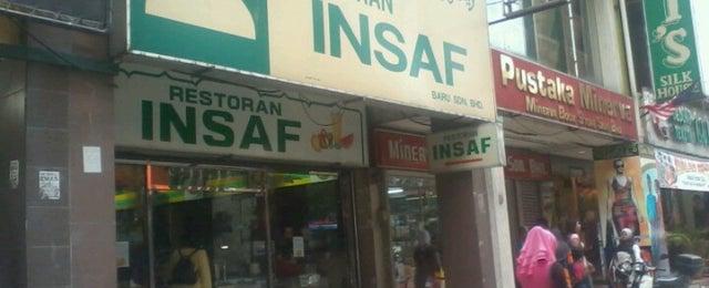 Photo taken at Restoran Insaf by Azrin A. on 7/20/2012