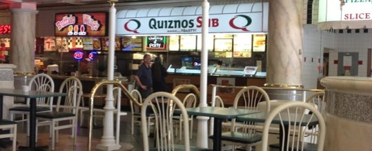 Photo taken at Quiznos by Steven T. on 5/12/2012