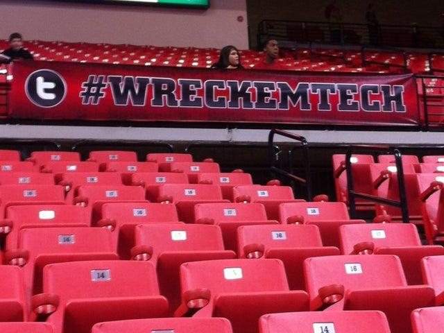 Kansas Jayhawks at Texas Tech Red Raiders Basketball image