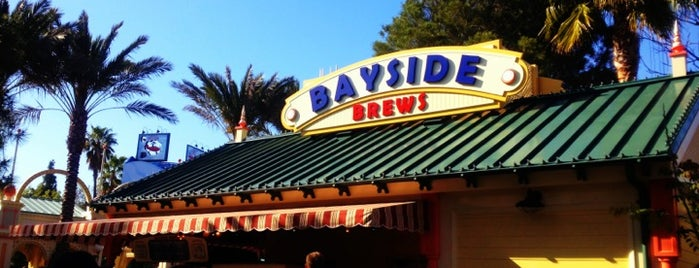 Bayside Brews is one of Disneyland Drinking Debauchery.