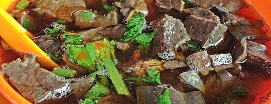 Sup Meletup is one of makan sedap.