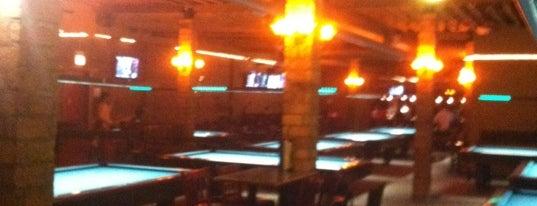 G-Cue Billiards is one of Explore Chicago West Loop.