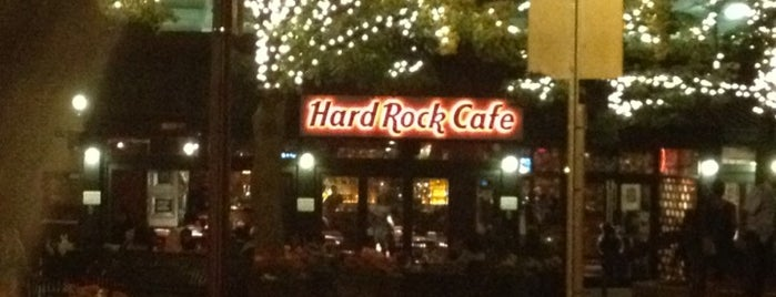 Hard Rock Cafe Boston is one of Food.