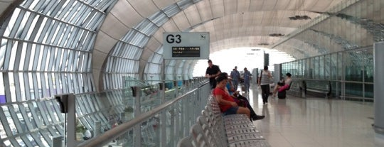 Gate G3 is one of TH-Airport-BKK-1.