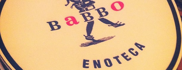 Babbo Ristorante is one of Eating New York City.