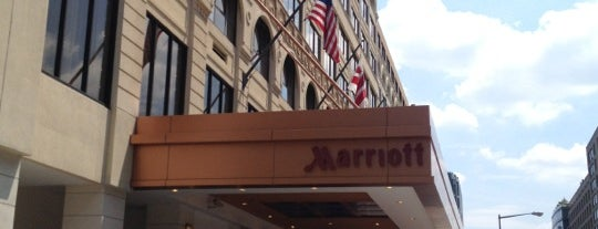 Washington Marriott Georgetown is one of traveling.