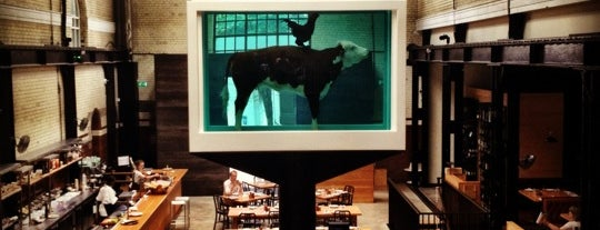 Tramshed is one of London Restaurants.