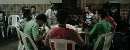 Afro-Sul Odomodê is one of Ilustres e desconhecidos cantos de Porto Alegre.