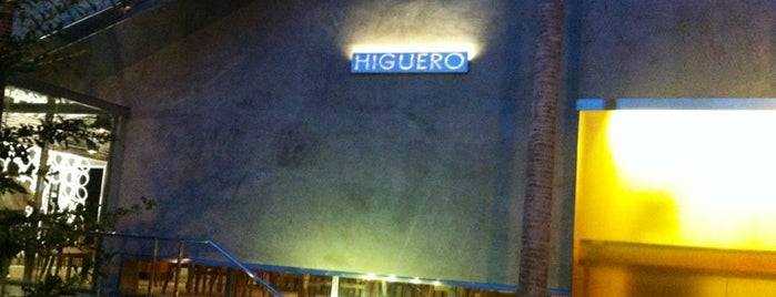 Restaurante Higüero is one of Restaurantes.