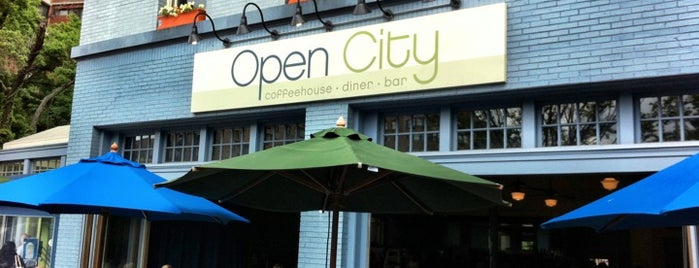 Open City is one of DC Burgers.