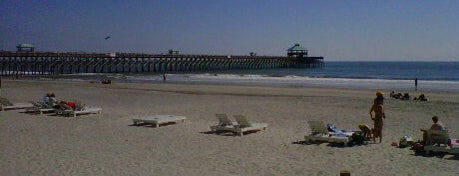 Folly Beach is one of Charleston, SC #visitUS.