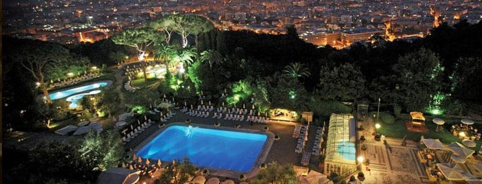 Rome Cavalieri, Waldorf Astoria Hotels & Resorts is one of Hotels I Enjoyed Staying At.