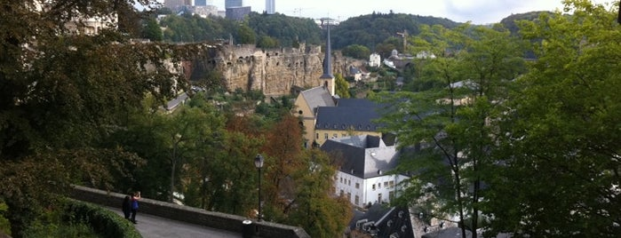 Lëtzebuerg / Luxemburg / Luxembourg is one of Capitals of Europe.