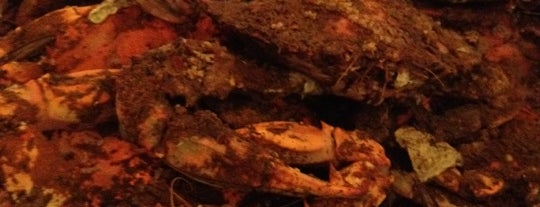 Canton Dockside is one of Baltimore's Best Seafood - 2012.