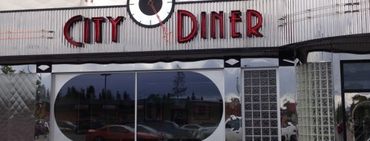 City Diner is one of Anchorage, AK.