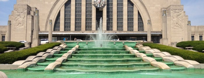 Cincinnati Museum Center at Union Terminal is one of 75 Geeky Places to Take Your Kids.